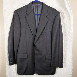 Hickey Freeman Nordstrom 100% wool Suit Blazer